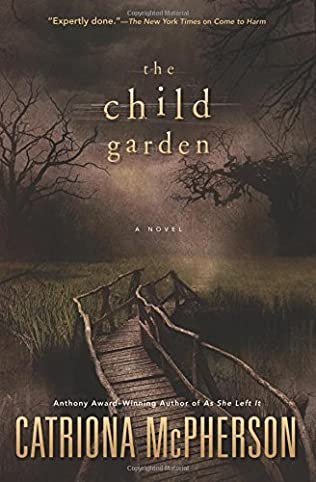 book cover of The Child Garden