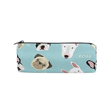 BONIPE - Estuche de dibujos animados con diseño de perro ...