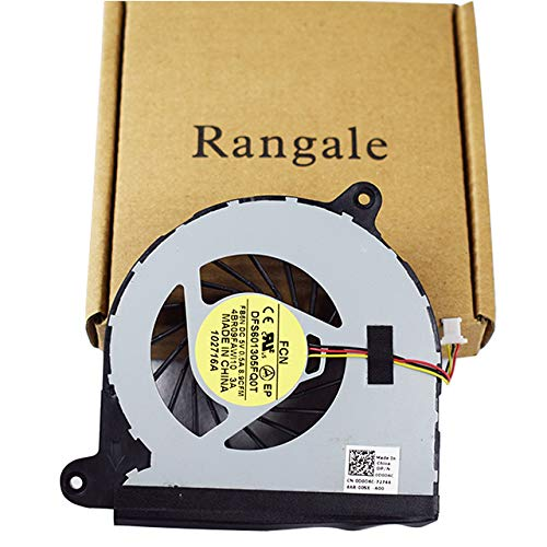 Cooler Para Dell Inspiron 17r (5720/7720) Cpu Cooling Fan D0