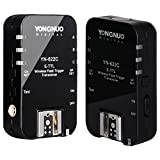 Yongnuo YN-622C wireless TTL, HSS flash trigger/transceiver for CANON (PAIR) ---- 5D MkI/II/III, 7D, 6D, 60D, 50D, 40D, T1i, T2i, T3i, T4i, T5i, 580 EX/EXII, 600 EX RT, 430 EX/EX II with Two Cleaning Cloths For Camera lenses