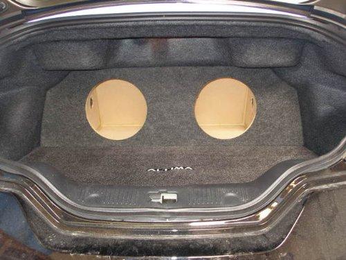Zenclosures 2008-2015 Nissan Altima COUPE 2-10
