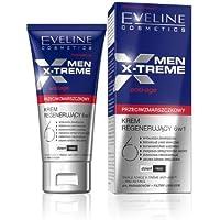 Eveline Cosmetics Men X-treme antiveck kräm 6 in1 för män med hyaluronsyra 50 ml