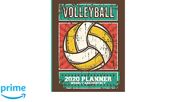 Inspiring January 2020 Calendar 2020 Planner Weekly And Monthly: Calendar Schedule and Organizer