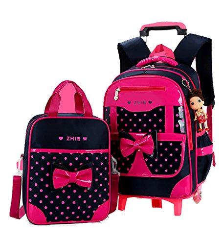 kids trolley school bags - 7