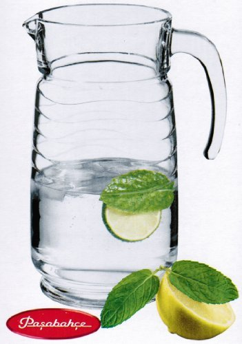 Crystal Clear Glass Decanter - 54 oz by Pasabahce