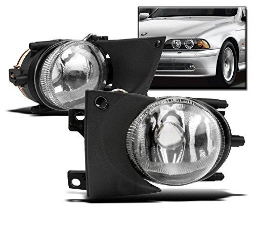 ZMAUTOPARTS BMW E39 5Series 525I 530I 540I Bumper Fog (540i Bumper)