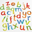 Squidgy Sparkles Lowercase Letters Educational Toys
