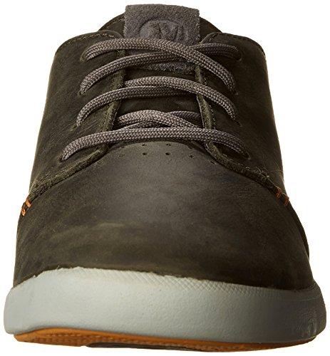 Merrell FREEWHEEL LACE, Sneaker Uomo Grigio (Grau (Charcoal))