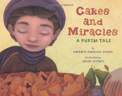 Image result for purim book cakes and miracles