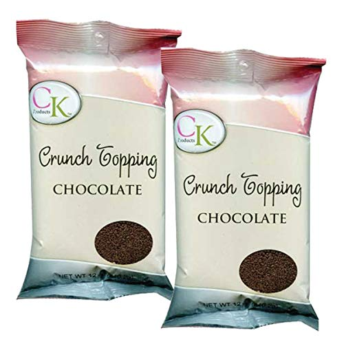 CK PRODUCTS CRUNCH 12 OZ CHOCOLATE (2PK)