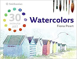 Book Watercolors (30 minute ART) by Peart, Fiona (2008)