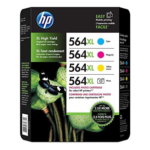 CB322WN HP 564XL High Yield Page Yield product image