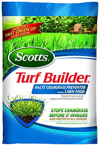 Scotts Turf Builder Halts