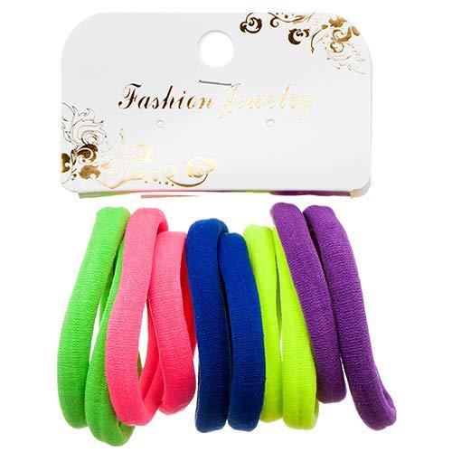Dollaritem New 377424 Hair Band Md Asst Color (12-Pack) Hair Accessories Wholesale Bulk Health & Beauty Hair Accessories