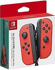 Nintendo Joy-Con (L/R) - Neon Red