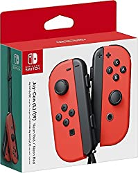 Nintendo Joy-con (Lr) - Neon Red