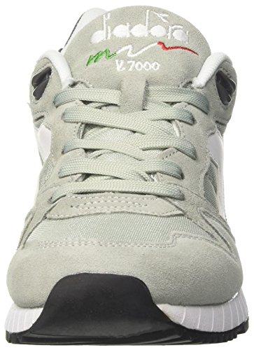 Gymnastique de NYL V7000 Chaussures Gris II Tempestagrigio Grigio Diadora Acciaio Homme fXIwqX