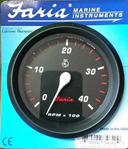 Drehzahlmesser W Für Lichtmaschine 4000 U Elektronik