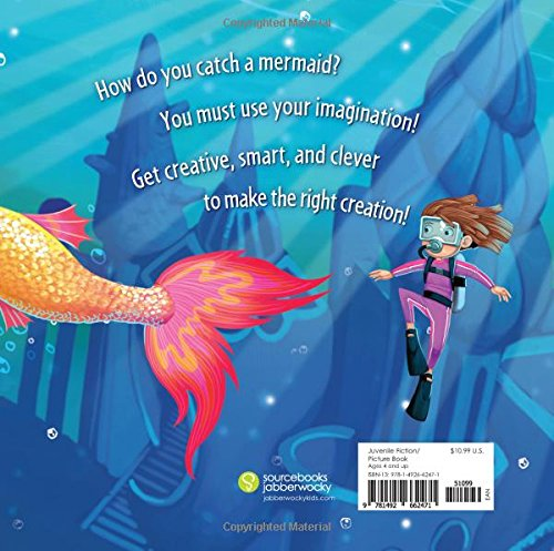 Amazon How To Catch A Mermaid 0760789270352 Adam Wallace Andy Elkerton Books