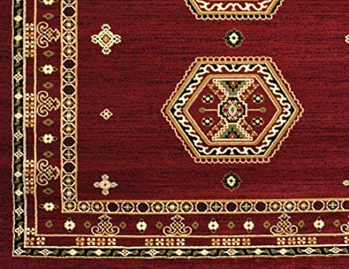 KILIM Boho Bohemian Burgundy Gabbeh Vintage Style K604 Area Rug Clearance Soft and Durable Pile. Size Option
