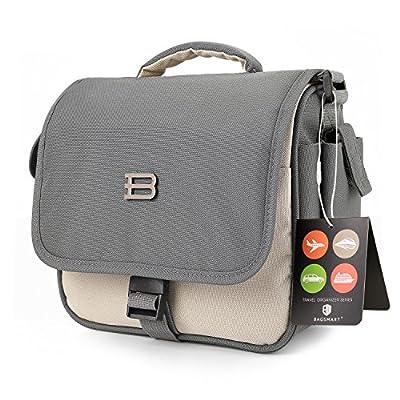 BAGSMART Digital SLR/DSLR Compact Camera Shoulder Bag, Travel SLR Gadget Bag by BAGSMART