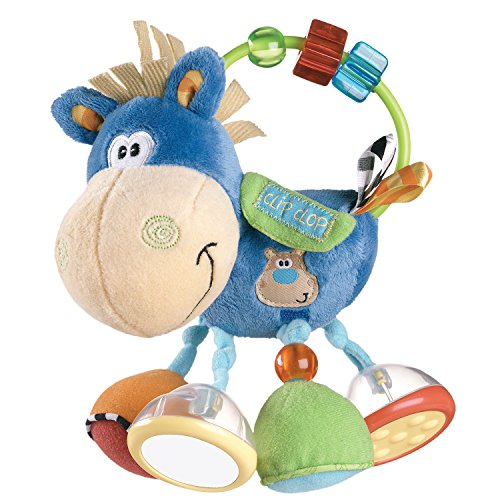 Playgro Clip Clop Activity Baby Rattle