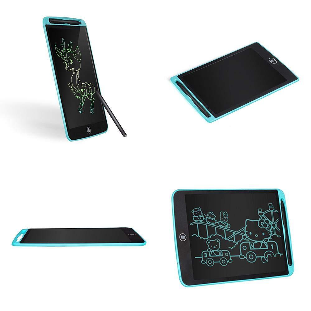FOONEE Kids LCD Writing Tablet 8.5//10 12 Zoll Ultra Slim Tragbares Writing and Drawing E-Writing Tablet Board LCD Schreibtablett with Memory Lock and Stylus