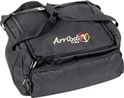 Arriba Cases Ac-155 Padded Gear Transport Bag Dimensions 17X17X8.5 Inches