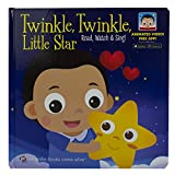 Twinkle, Twinkle, Little Star Video Board Book (p i kids) Read, Watch, & Sing! Free Downloadable App