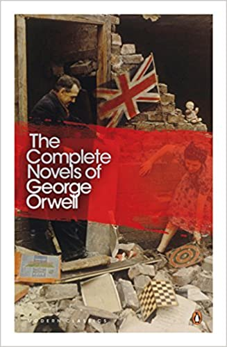 George Orwell less than two days!!!! Help?
