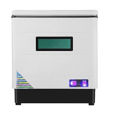 Amazon.com: Lavavajillas portátil, 110 V-US, automático ...