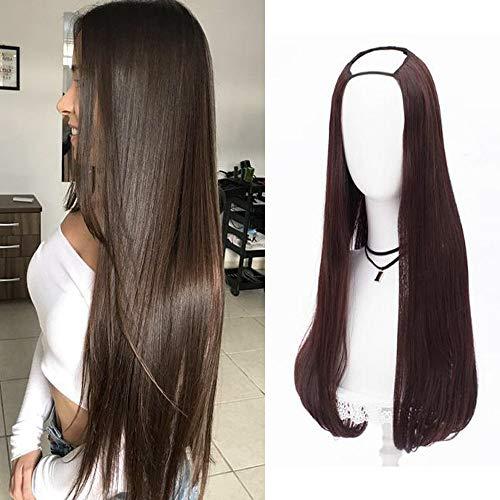 Fshine Wigs With 100% Real Human Hair 14