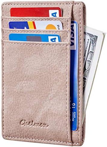 Chelmon Wallet Pocket Minimalist Secure