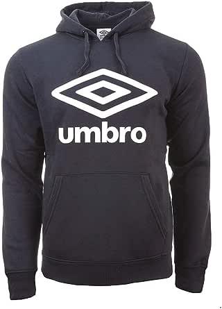 Umbro Fleece Large Logo Oh Hoody Junior Sudadera con Capucha Niños