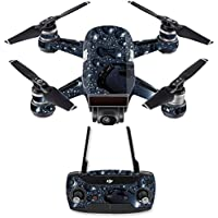 Skin for DJI Spark Mini Drone Combo - Wet Dreams| MightySkins Protective, Durable, and Unique Vinyl Decal wrap cover | Easy To Apply, Remove, and Change Styles | Made in the USA