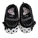 WXBUY Baby Toddlers Infant Cotton Soft Sole Princess Crib Shoes