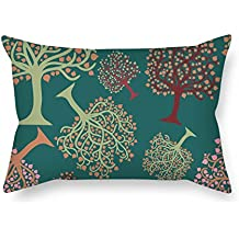 Pillow Covers Of Tree For Him Couch Lounge Outdoor Birthday Gril Friend 20 X 26 Inches / 50 By 65 Cm(twice Sides)