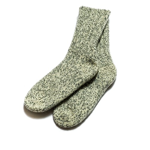 Dachstein Woolwear 100% Austrian Boiled Wool Hand Knit Calf Socks (10) -