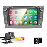 HIZPO Android 5.1 Quad Core Car DVD GPS Radio for Toyota 2007-2011 Corolla with 1024*600 Capacitive Screen MirrorLink Free Map Reverse Camera