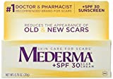 Mederma Cream with SPF 30, 2 Count