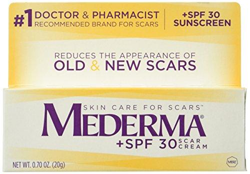 Mederma Cream SPF 30 Count