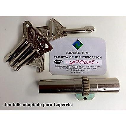 Sidese - Bombillo modelo 10 adaptable a LaPerche