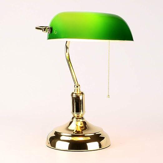 Lámpara de escritorio Estudio de oficina Iluminación tradicional ...