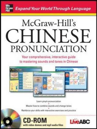 Pdf Travel McGraw-Hill's Chinese Pronunciation with CD-ROM