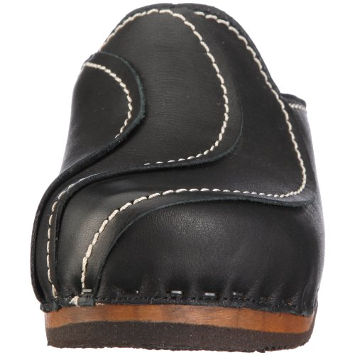 Woody Sofie 6520 Damen Clogs & Pantoletten Sofie Antico nero
