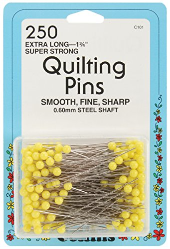 (Collins Quilting Pins 1.75