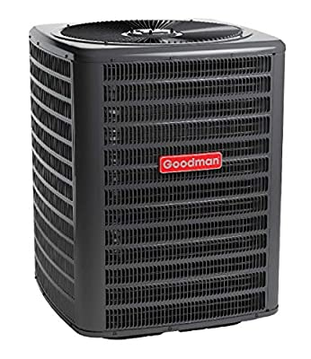 Goodman 3 Ton 14 SEER Heat Pump Model: GSZ140361