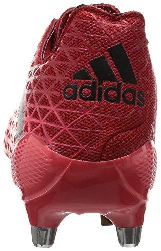 Adidas Crazyquick Kwaadaardigheid Sg Mens Rugby Laarzen Rood