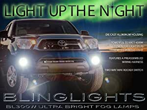 2012-2015 Toyota Tacoma Xenon Fog Lamps Fog Lights driving lights