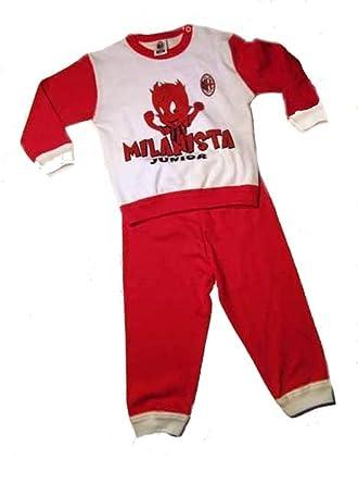 Habillement Enfant Pyjama bébé Diable Original AC Milan   12708 -  Multicolore - 12 18 59a374885f3